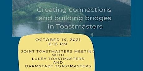 Rhetorik lernen bei Darmstadt Toastmasters e.V. Tickets