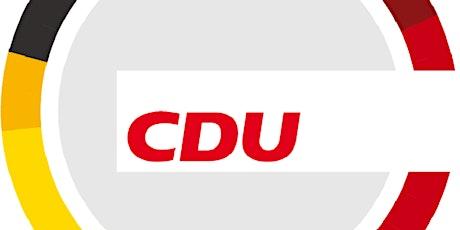 1. Stammtisch der CDU Brandenburg an der Havel Tickets