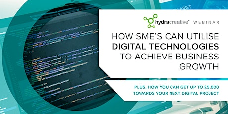 How SMEs can utilise digital technologies to achieve business growth tickets