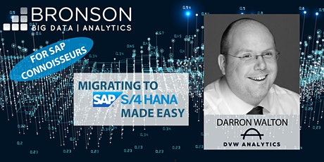 Hyperdrive your migration to SAP S/4HANA with Alteryx and the DVW connector tickets
