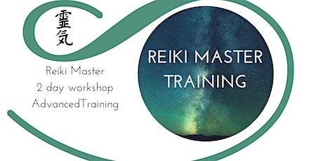 Reiki Master Training weekend tickets