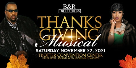 THANKSGIVING MUSIC FT. WENDELL B. J'CENAE, AND THE BRICK HOUSE BAND tickets