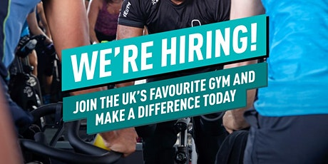 Personal Trainer/Fitness Coach - Hiring Open Day - Bristol tickets