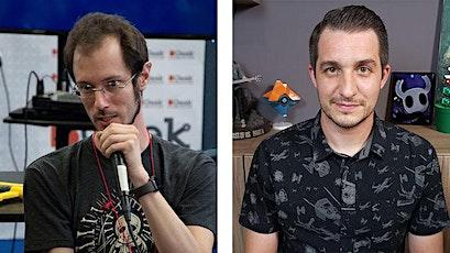 Sabaku No Maiku e Francesco Fossetti: il videogioco e il web... tickets
