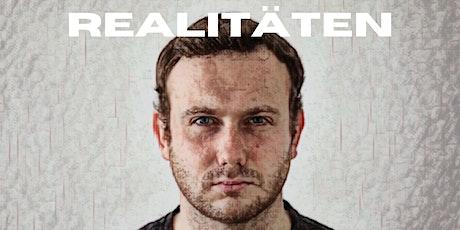 Maik Negraschus - Realitäten - Release Konzert Tickets