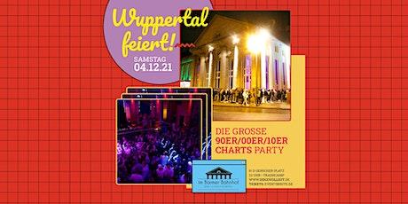WUPPERTAL FEIERT • 90er 00er 10er Charts-Party im Barmer Bahnhof Tickets