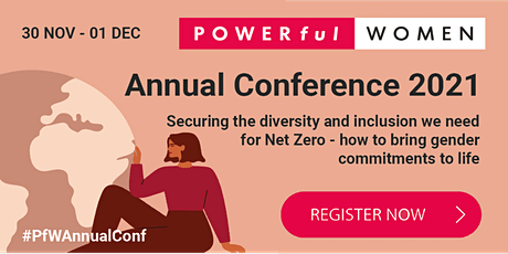 POWERful Women Annual Conference 2021 tickets