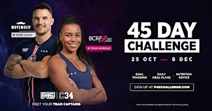 F45 Tustin Challenge #34 Info Night tickets