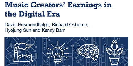 Creators' Earnings research launch - UK IPO tickets