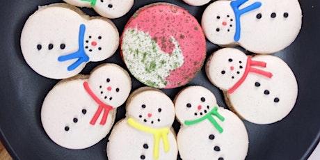Snowmen Macaron Class tickets