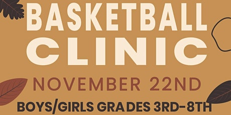 Wood Elite Thanksgiving Basketball Clinic tickets