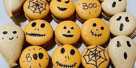 Halloween Macaron Making Virtual Workshop tickets