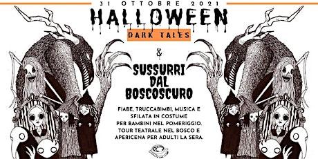 SUSSURRI DAL BOSCOSCURO - Teatro Itinerante Tour biglietti