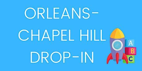 Orleans Chapel Hill EarlyOn Drop-in tickets