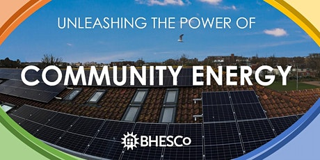 Unleashing The Power of Community Energy tickets