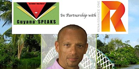 Guyana SPEAKS - Fred D'Aguiar on 'Year of Plagues: A Memoir of 2020' tickets