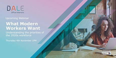 What do modern workers want? tickets