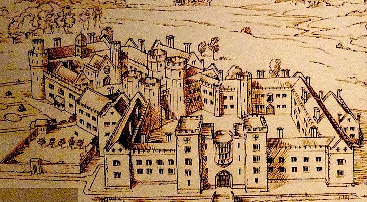 LAMAS Lecture -  Elsyng Tudor Royal Palace image