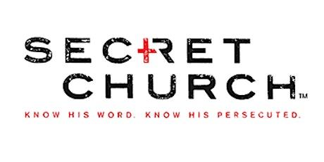 Secret Church 2021 tickets
