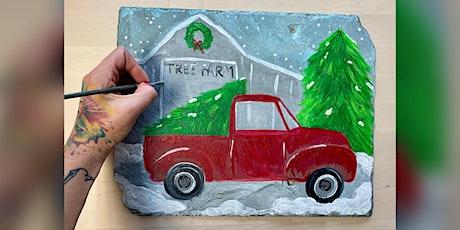 Christmas Truck: Pasadena, Greene Turtle with Artist Katie Detrich! tickets