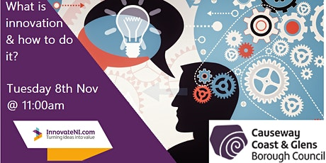 What is Innovation & How to Do It? tickets