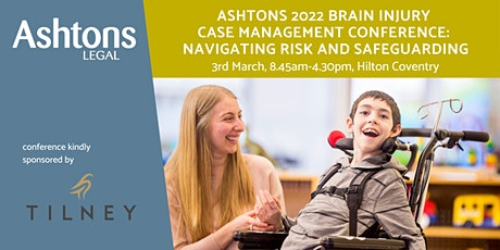 Ashtons Brain Injury Case Management Conference tickets