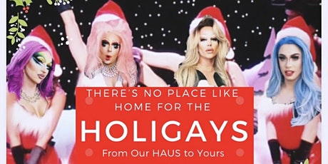 Haus of Zhoosh Presents: Home for the Holigays -Dec 12 -Doors10AM tickets