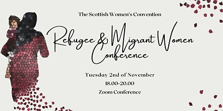 Refugee & Migrant Women Conference tickets