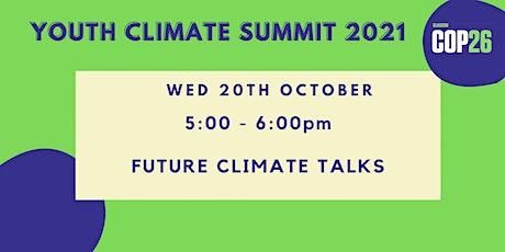 Future Climate Talks tickets