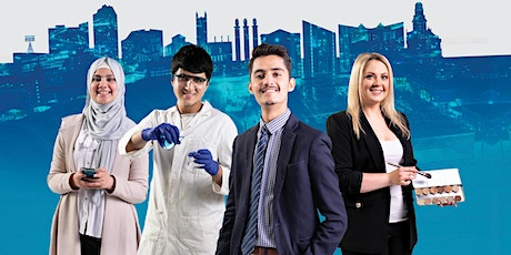 Oldham College Open Day | Saturday 13th November, 10am-1pm tickets