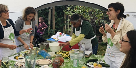 Introduction to vegetable fermentation tickets