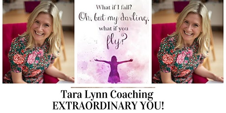 EXTRAORDINARY YOU!  Fierce, Fearless, Fabulous and Fun!  FREE ONLINE EVENT tickets