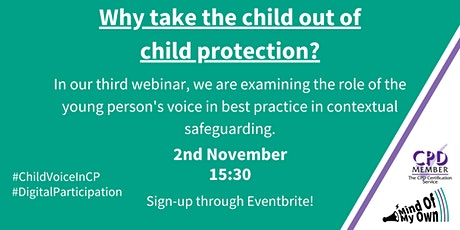Why take the child out of child protection? tickets