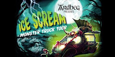 Ardbeg Monster Ice Cream Tour – Edinburgh, Castle Street tickets