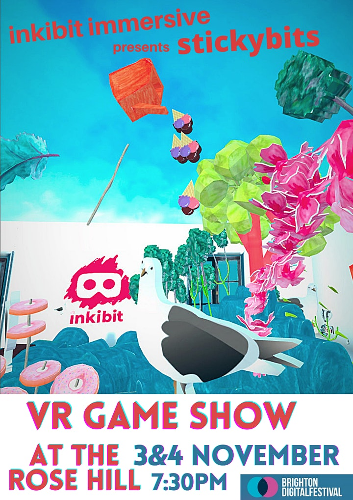 Stickybits VR Game Show image