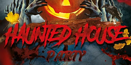 International Haunted House Party Tickets