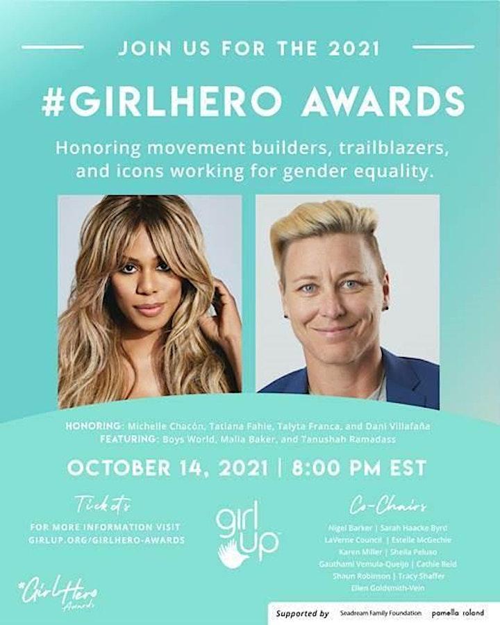 #GirlHero Awards image