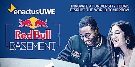 EnactusUWE Red Bull Basement tickets