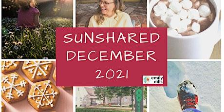 Sunshared Community Experiences-December tickets