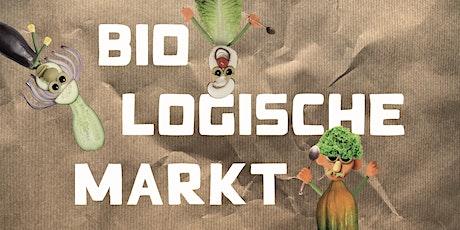 Marktkraam  op de Biologische Markt bij De Groene Afslag 5 december tickets