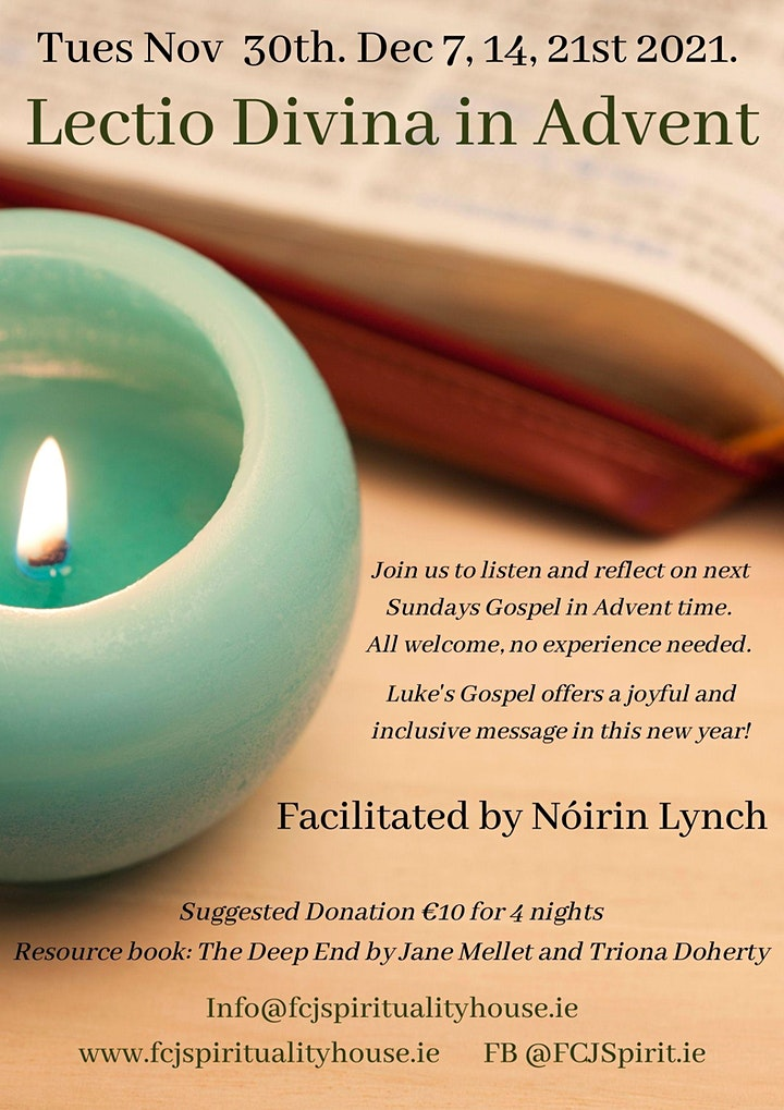 Lectio Divina in Advent image