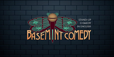 SUNDAY •  BaseMINT Comedy • Stand-Up in English entradas