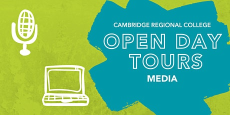 Media Open Day Tours tickets
