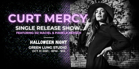 Curt Mercy Single Release Show tickets