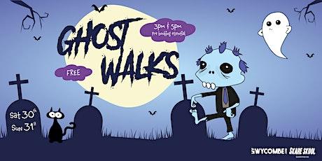 Halloween 'Ghost Walks' - High Wycombe - FREE Half Term Event tickets