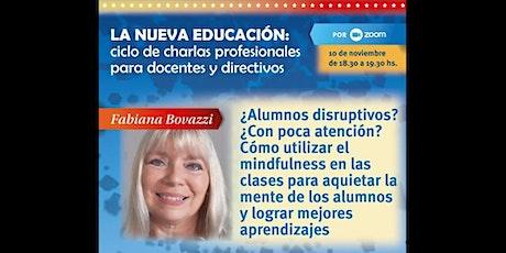 Cómo utilizar el mindfulness para lograr mejores aprendizajes. entradas