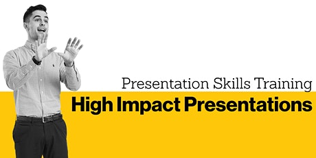 High Impact Presentations tickets