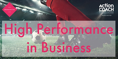 High Performance in Business tickets