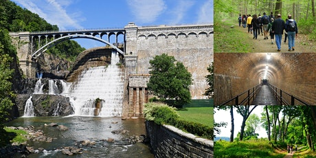 Old Croton Aqueduct Trail Hike with Rare Access Inside Abandoned Weir tickets