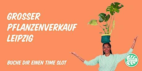 Großer Pflanzenverkauf - Leipzig Tickets